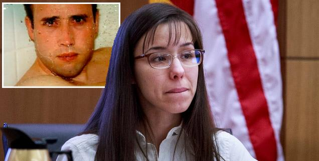 //jodi arias court travis alexander wide landov