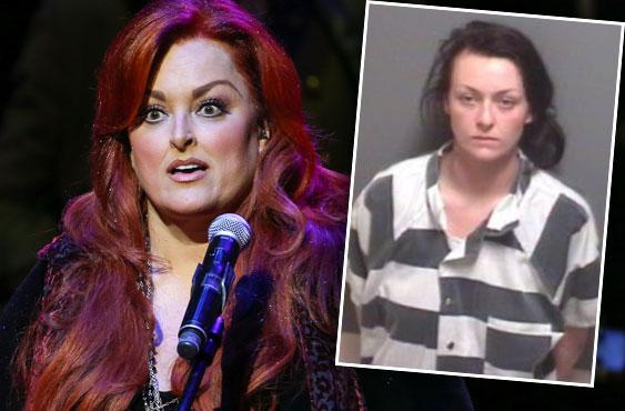 //wynonna judd daughter jail meth bust pp
