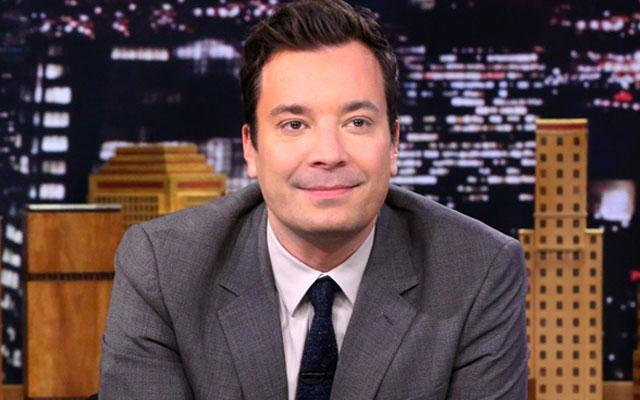 Jimmy Fallon Bosses Huddle Future Tonight Show Boozy Injury