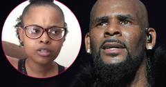 Jerhonda Pace R. Kelly Interview New Video