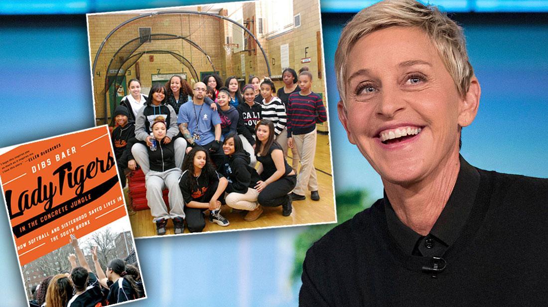 South Bronx Girls' Softball Team Praised By Ellen DeGeneres Now Stars Of New Book