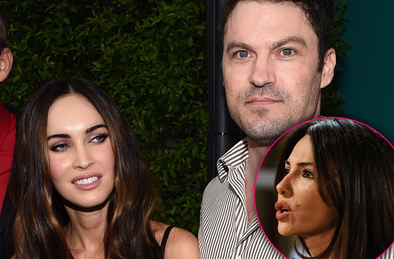 Brian Austin Green Megan Fox Cut Out Son Kassius