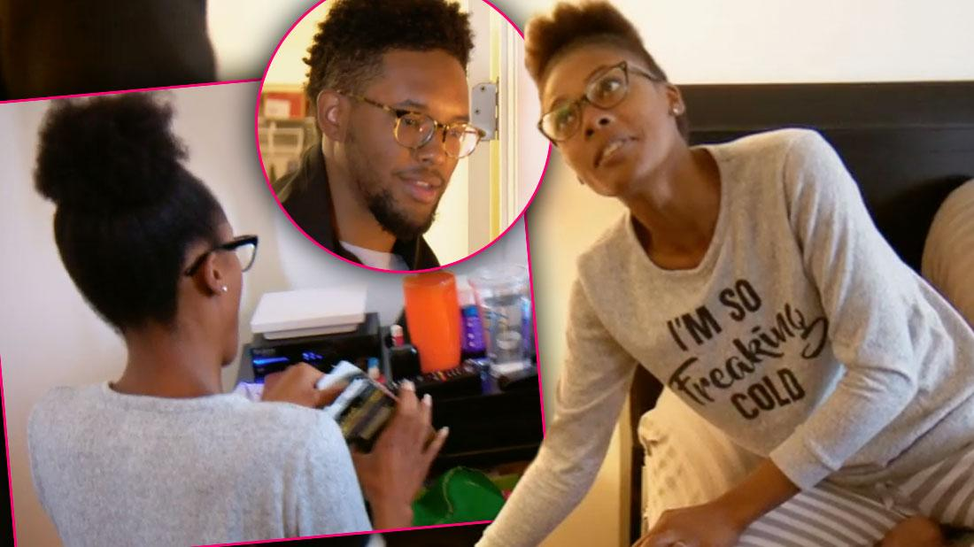 'Married At First Sight's Iris Finds Empty Condom Box In Keith's Room