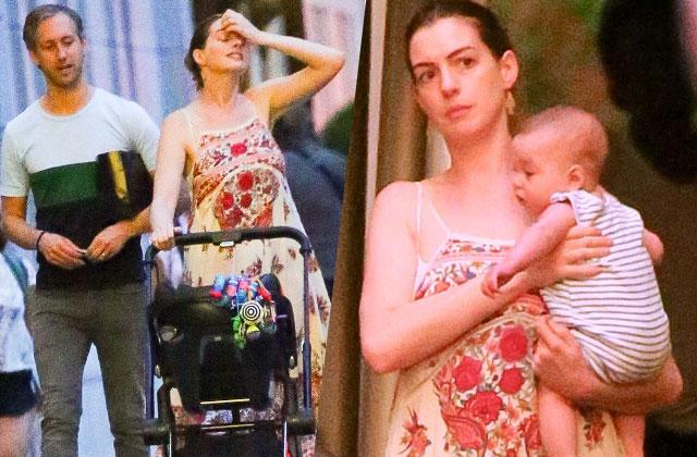 Anne Hathaway Baby Boy Jonathan Weight Loss