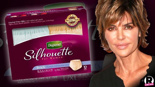 Lisa Rinna Paid $2 Million Adult Diaper