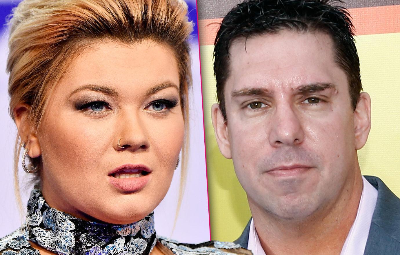 Amber Portwood Accuses Matt Baier Domestic Abuse