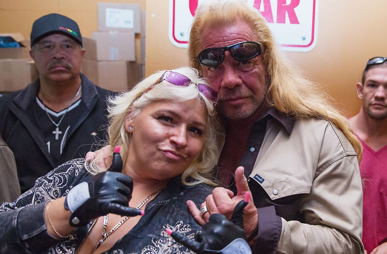 Beth Chapman PDA Photo Dog The Bounty Hunter