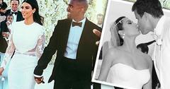 //kanye west kim kardashian  day marriage kris humphries pp sl