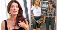 Kyle Richards Shoots RHOBH With New Co Star Sutton Stracke