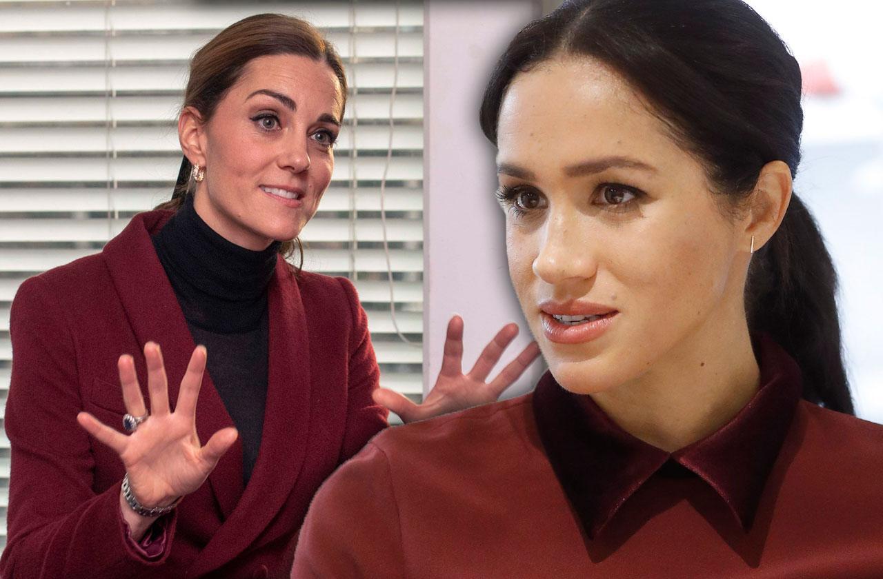 Meghan Markle Made Kate Middleton Cry