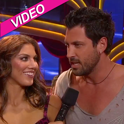 //maks apology dwts