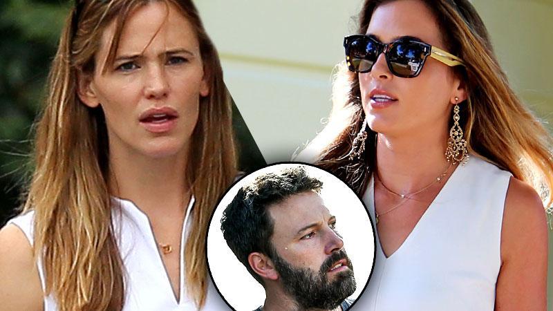 Ben Affleck Jen Garner Nanny Affair Sue
