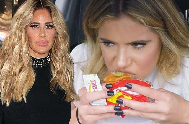 Kim Zolciak Fat Shames Daughter Brielle Biermann