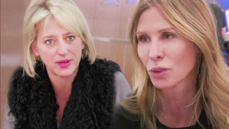 Carole Radziwill and Dorinda Medley
