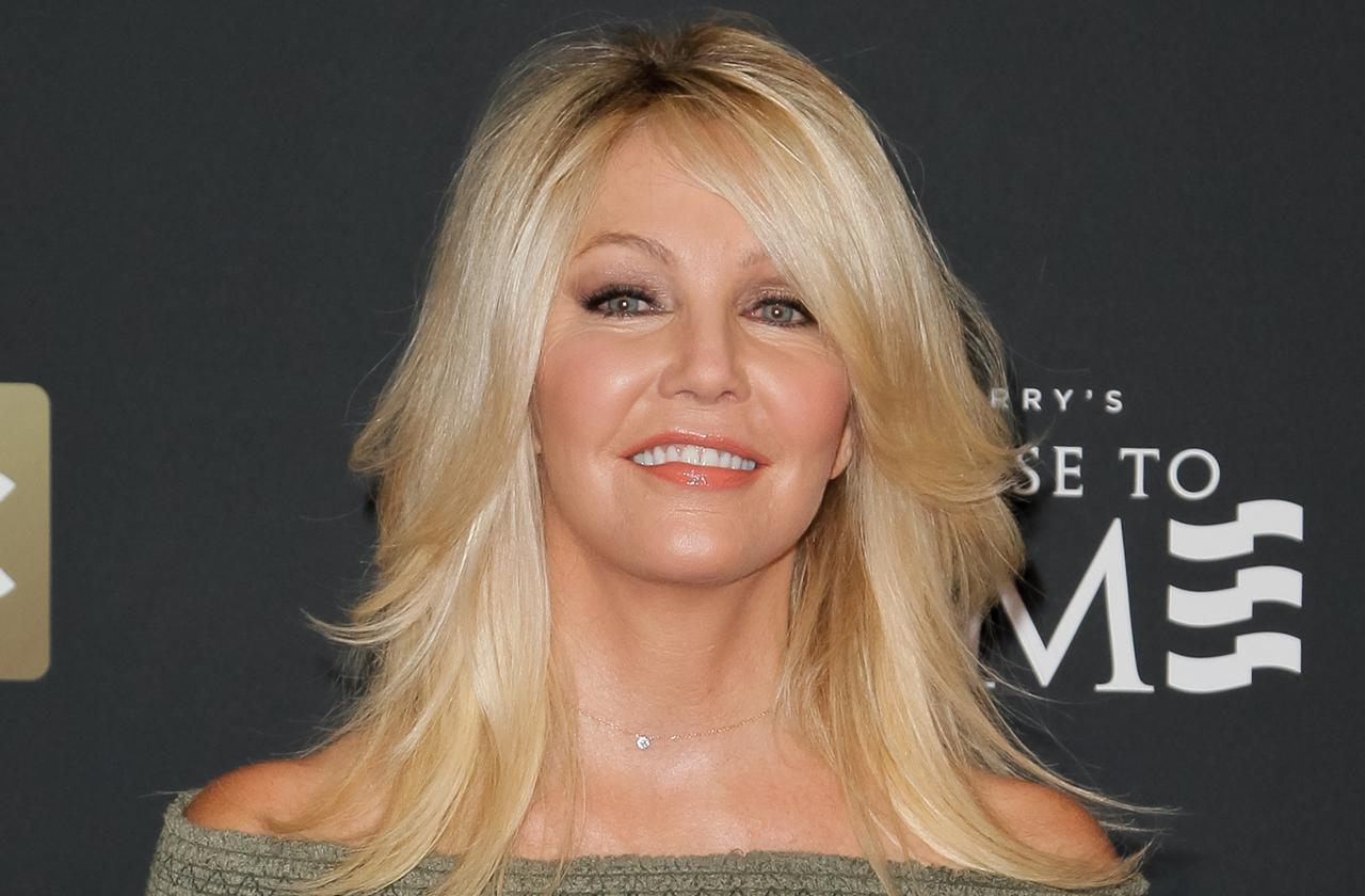 Heather Locklear Leaving Rehab This Week