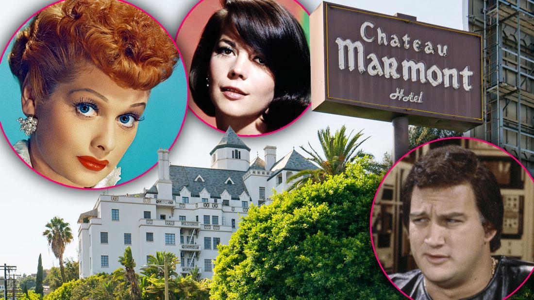 Chateau Marmont's Darkest Secrets Exposed
