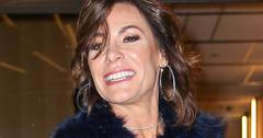 'RHONY' Star Luann De Lesseps Out Of Rehab – Ready To Hit The Stage Again