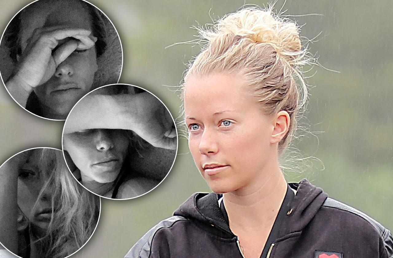 Kendra Wilkinson Begs Fans Prayers Divorce