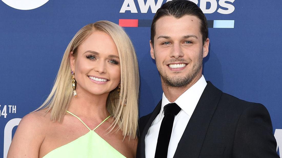 Miranda Lambert Shares New Photo Of Husband Brendan McLoughlin