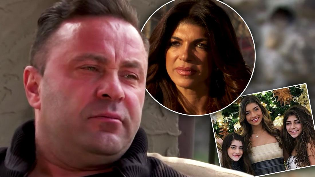 Joe Giudice's Family 'Saddened' By Denied Deportation Appeal: 'It's A Nightmare'