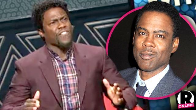 SNL Racism Scandal Kevin Hart Chris Rock