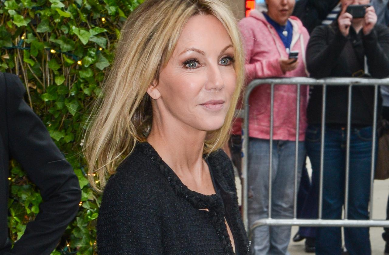 heather locklear returns rehab after holidays