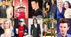 //glee cast crew plagued by tragedy and scandal death divorce suicide infidelity pp sl