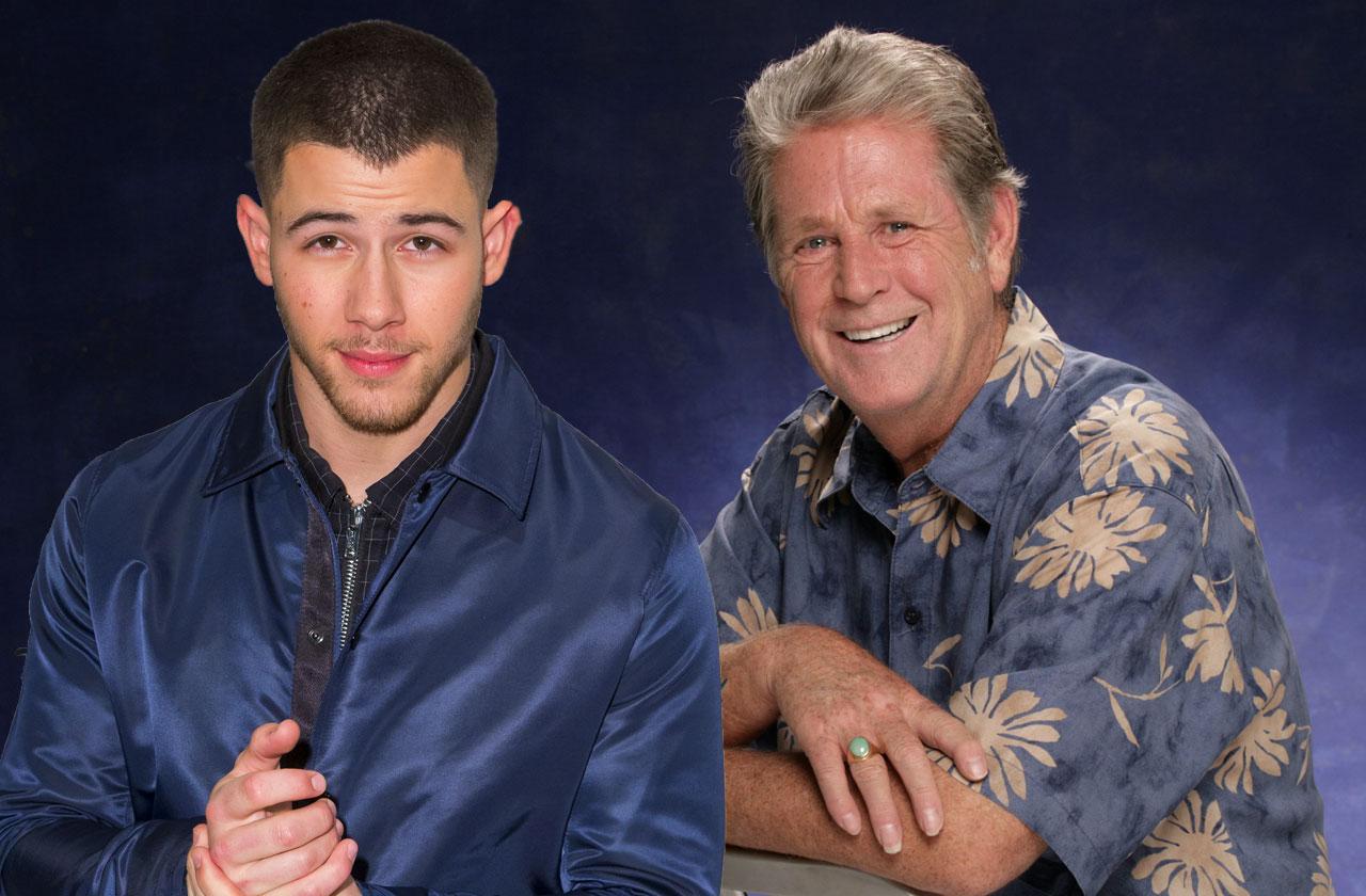 Beach Boys Singer Brian Wilson Best Friends With Nick Jonas