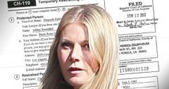 //gwyneth paltrow restraining order pp