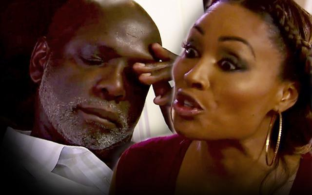 Cynthia Bailey And Peter Thomas Fight Over Broken Marriage