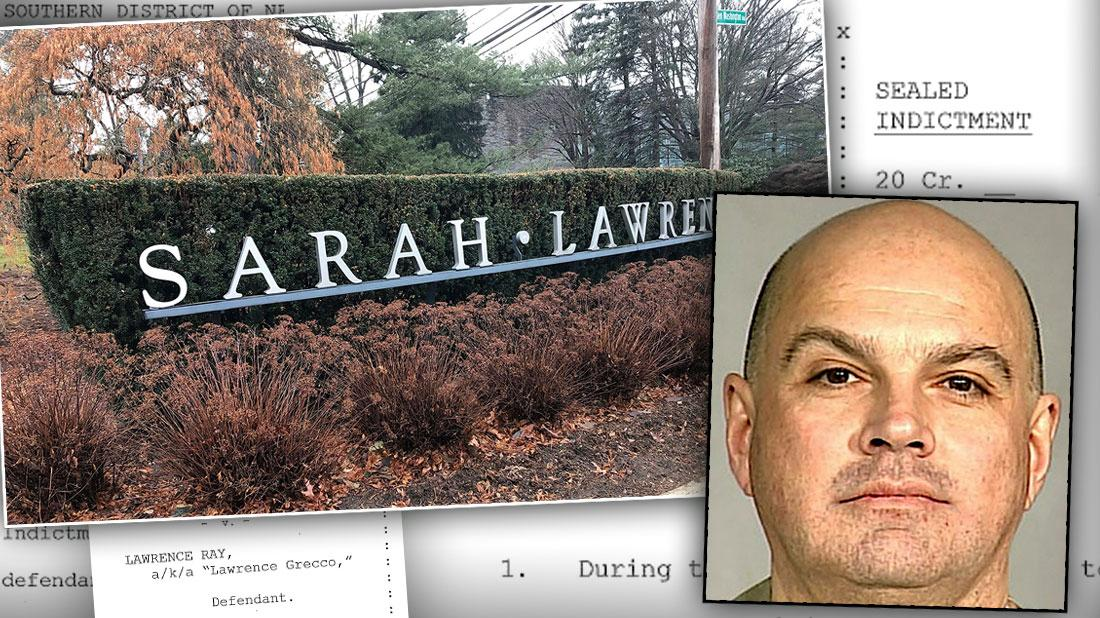 //Lawrence Ray Arrested Sex Trafficking Sarah Lawrence Students pp