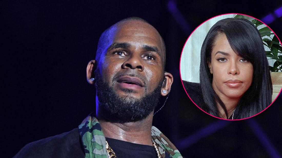 Feds Hit R. Kelly With New Charge: Claim He Made A Fake ID For Teen Aaliyah So She Could Marry Him