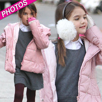 //suri cruise ear muffs school