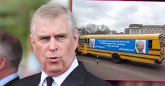 Prince Andrew School Bus Says To Call FBI Amid Sex Assault Claims