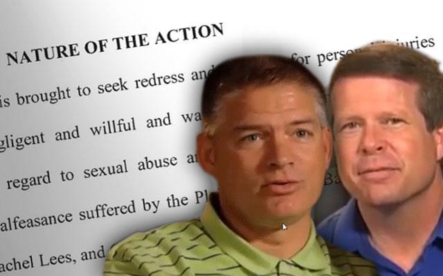 Duggar Friend 'Bringing Up Bates' Patriarch Sex Abuse Scandal