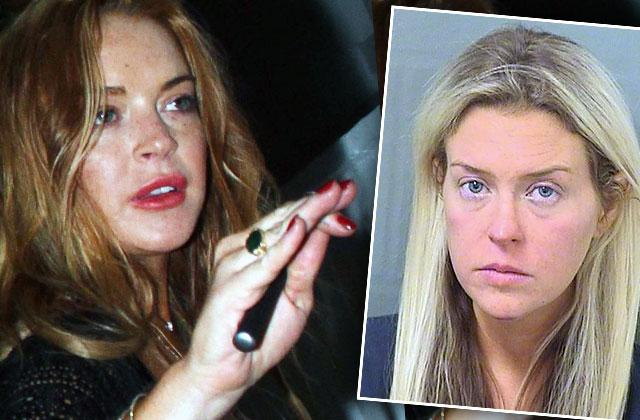 Lindsay Lohan Stepmother Kate Major Pleads Not Guilty