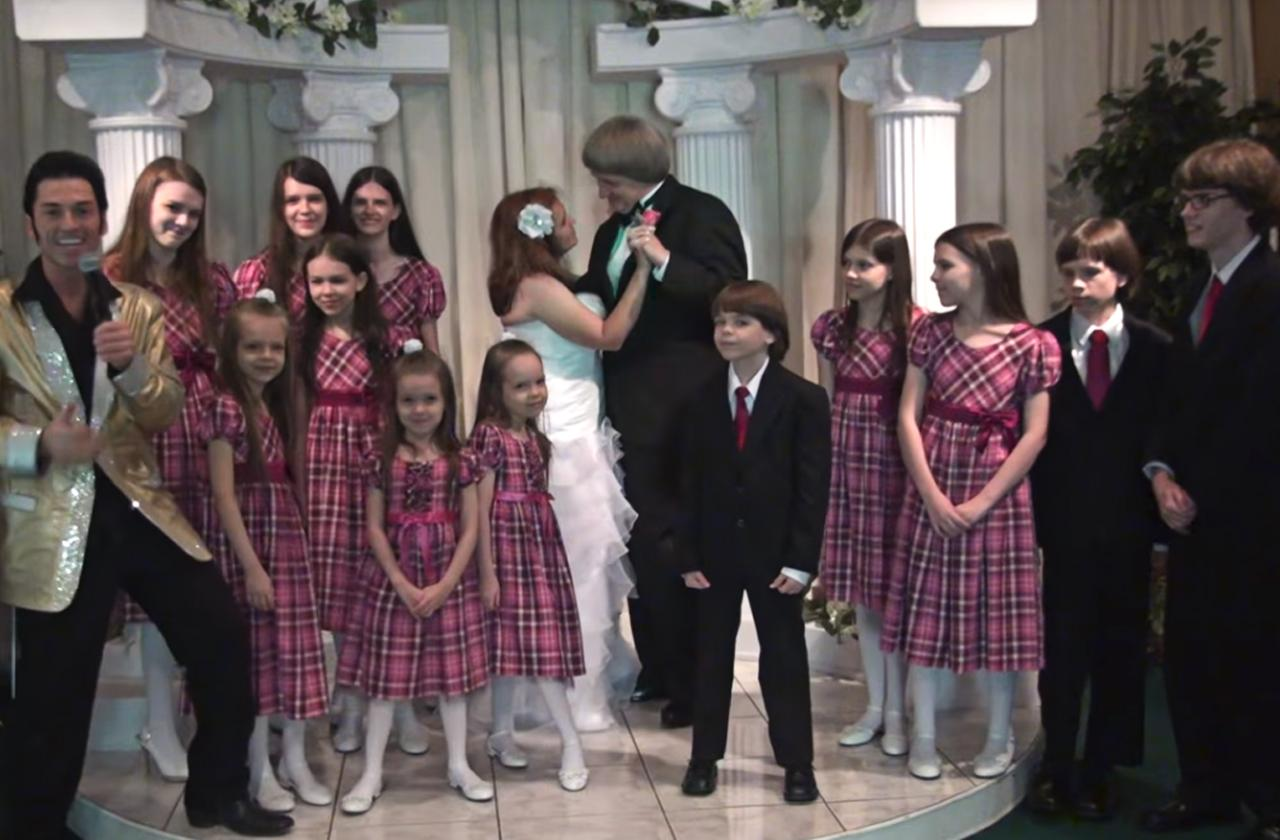 turpin parents arrested torturing children vow renewal officiate tells all on family
