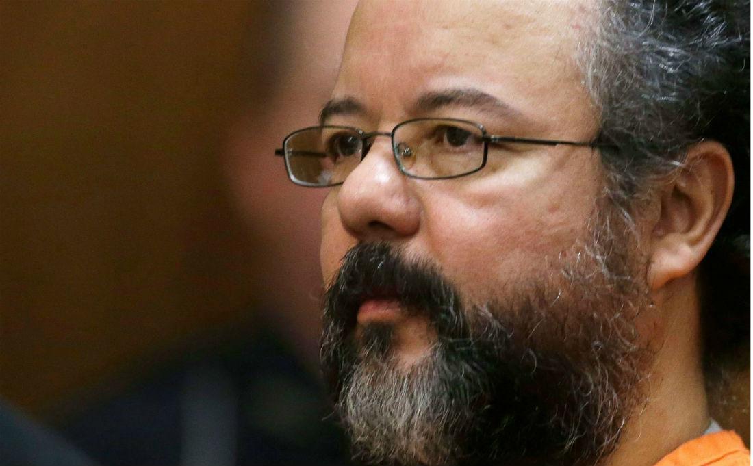Ariel Castro in court.