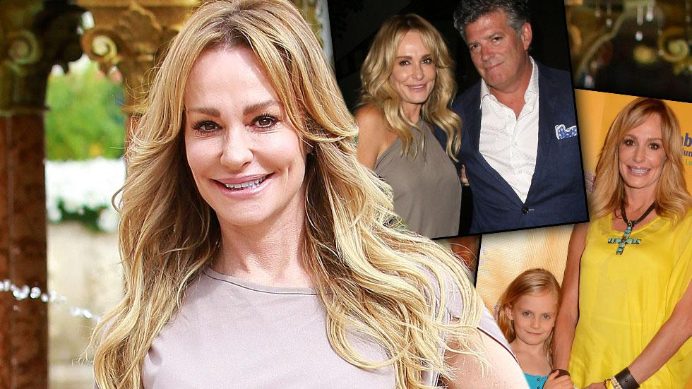 Taylor Armstrong Family