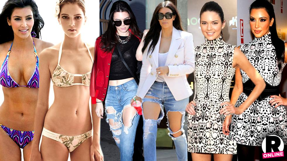 //whose hotter kendall jenner might be surpassing kim kardashian for hottest sister award what do you think pp sl