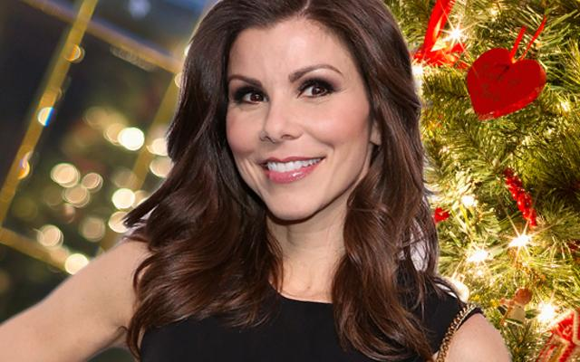 Heather Dubrow David Dubrow Holiday Plans