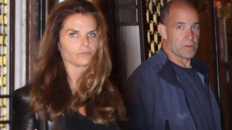 //maria shriver matthew dowd his past