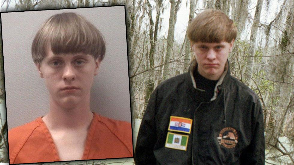 Dylann Storm Roof Charleston Church Shooting