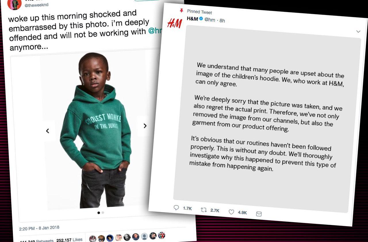 //HM Apology Racist Scandal pp