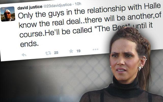 Halle Berry Olivier Martinez Divorce David Justice Twitter Rant