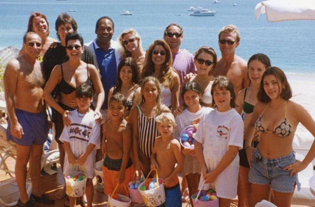 //oj simpson trial kris jenner kardashian family scandal pp