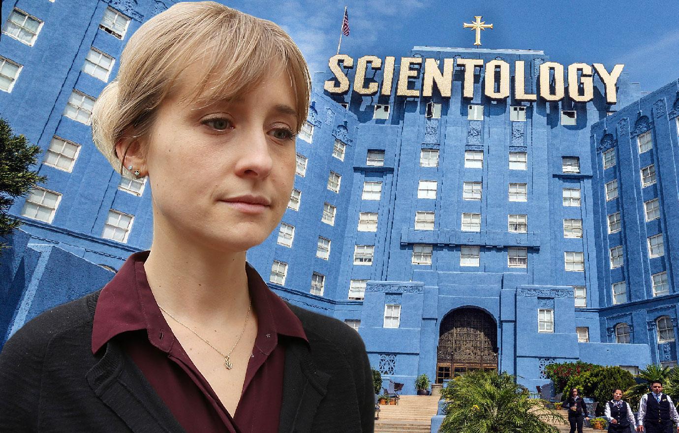 Allison Mack Blames Scientology In Her Sex Cult Case Defense