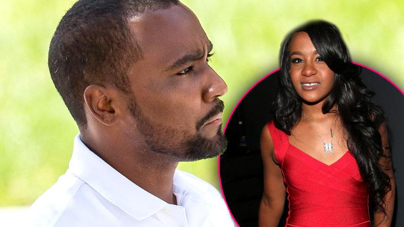 //nick gordon beach bobbi kristina brown funeral pp