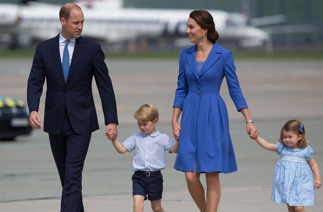 Prince William Kate Middleton Fourth Child