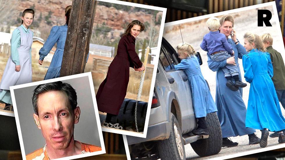 Warren Jeffs Child Bride Victim